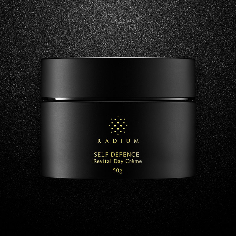 radium skin self defence revital day creme